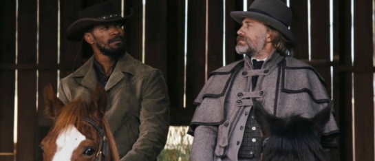 jamie-foxx-django-and-christoph-waltz-dredited