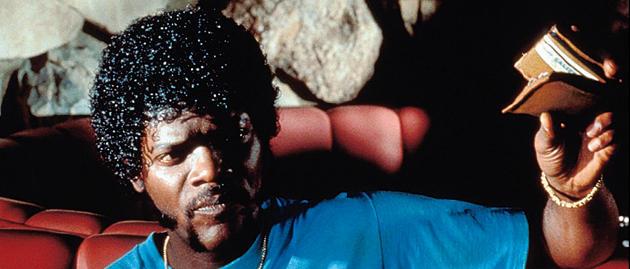 Samuel L. Jackson in the film