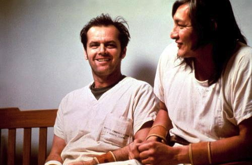 relationship between chief bromenn and mcmurphy one flew